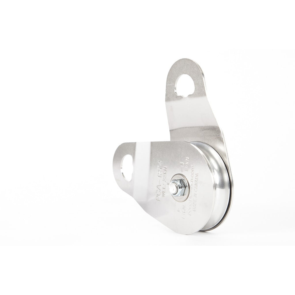 "Swing-Side Snatch Block for 1/2"" rope (PCA-1274)"