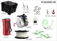 Portable Winch PCW5000 Hunting Assortment (PCW5000-HK) - Ships Free