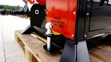 Red Dragon RP-120 Professional Wood Chunker