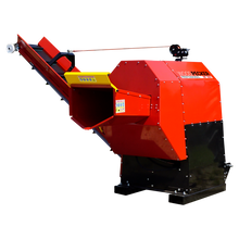 Red Dragon Split-Cut Firewood Processor