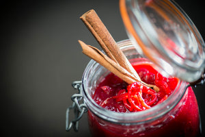 Spice Box Whisky Cranberry Sauce