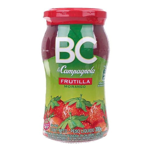 Latinafy.com_BC-La-Campagnola-Mermelada-De-Frutilla-Light-Marmalade-Strawberry-Jam-390g
