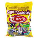 Caramelos-Lipo-Super-acidos-Sour-Hard-Candies-Assorted-Flavors-Pineapple-Banana-Strawberry-Lemon-Orange-Peach-907g