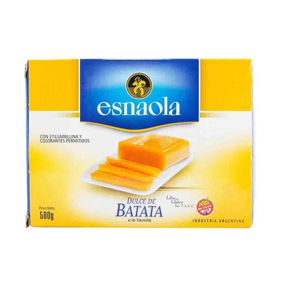 Esnaola-Dulce-de-Batata-Sweet-Potato-Jelly-with-Subtle-Vanilla-500g-sealed-bar
