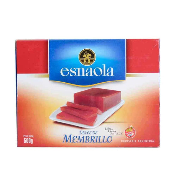 Esnaola-Dulce-de-Membrillo-Quince-Jelly-Sealed-Bar-500g