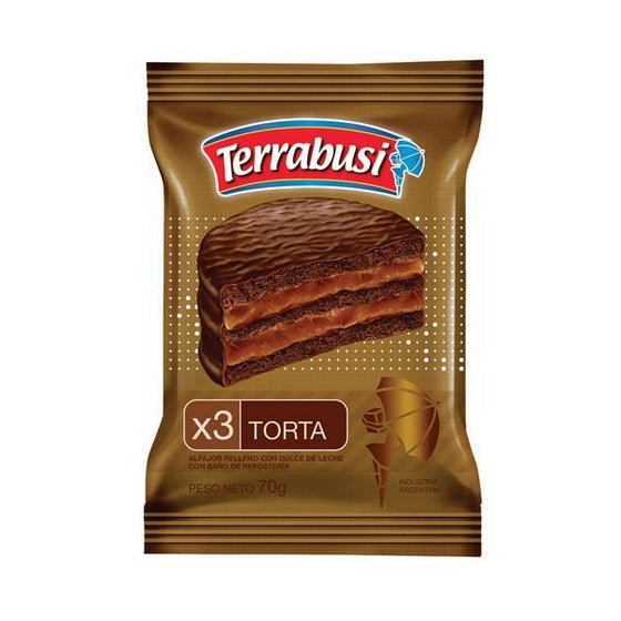 Terrabusi-Alfajor-Torta-Minicake-Triple-with-Dulce-de-Leche-70g-pack-of-6