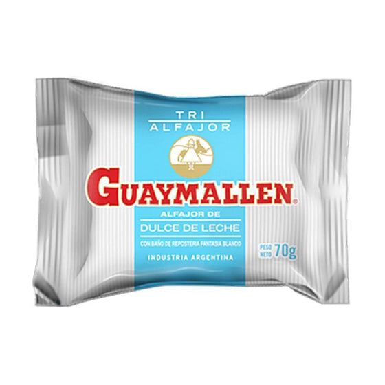 Guaymallen-Triple-White-Chocolate-Alfajor-with-Dulce-de-Leche-70g-pack-of-6