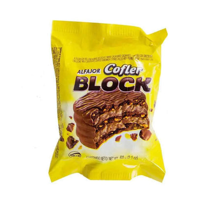 Cofler-Block-Alfajor-with-Peanut-Butter-and-Milk-Chocolate-60g-pack-of-6