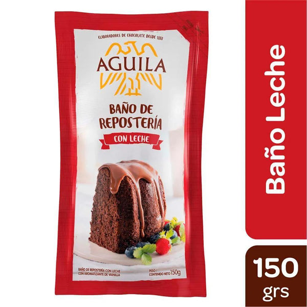 aguila-Baño-De-Reposteria-Chocolate-Con-Leche-Repostero-cooking-Milk-Chocolate-Coating-150g-pouch