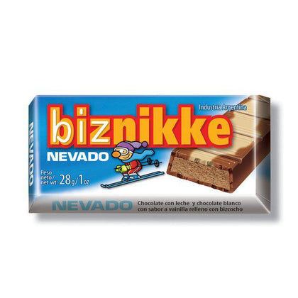 Biznikke-Chocolate-Nevado-Mixed-Milk-Chocolate-and-White-Chocolate-Filled-With-Biscuit-28g-box-of-15