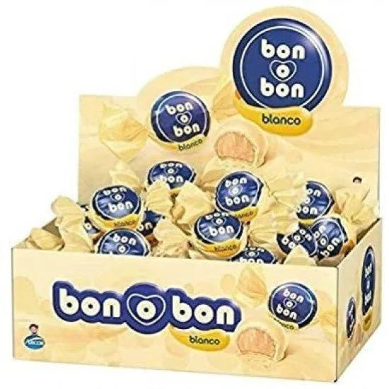 Bon-o-Bon-White-Chocolate-Bite-Filled-With-Peanut-Butter-from-Argentina-Box-of-30-Bites-450g-complete-box