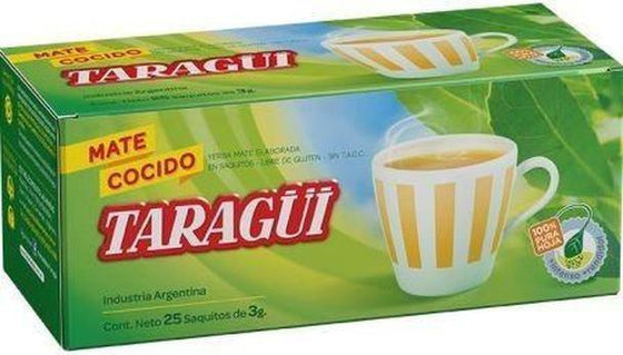 Taragüi-Mate-Cocido-Ready-to-Brew-Yerba-Mate-Bags-box-of-20-bags
