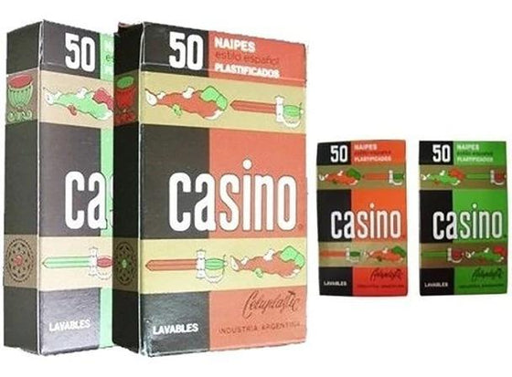 Naipes-Cartas-Españolas-Deck-Mazo-for-Chinchon-Escoba-Truco-50-cards