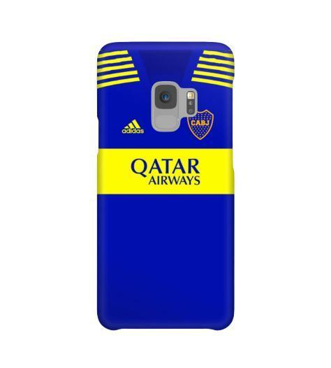 Boca-Juniors-Soccer-Club-Mobile-Phone-Case-Samsung-S9
