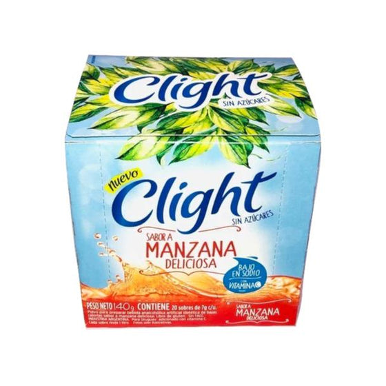 latinafy.com_Jugo-Clight-Manzana-Deliciosa-Juice-Delicious-Apple-Flavor-No-Sugar-8g-box-of-20