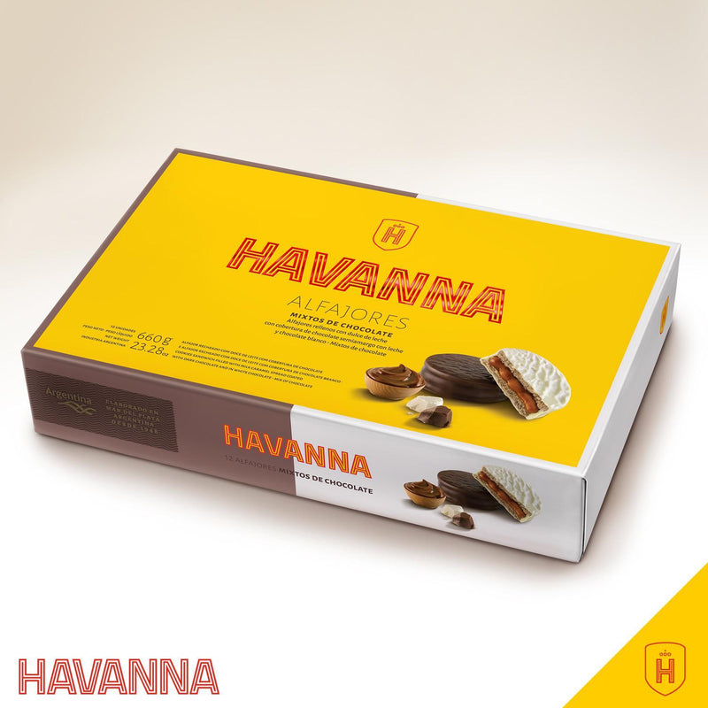 latinafy.com_havanna-alfajor-milk-chocolate-and-white-chocolate-with-dulce-de-leche-mixed-box-of-12
