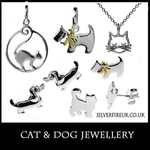 Cat Jewellery & Dog Jewellery