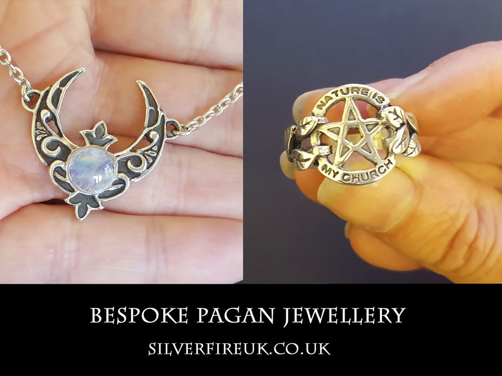 Bespoke Pagan Jewellery UK