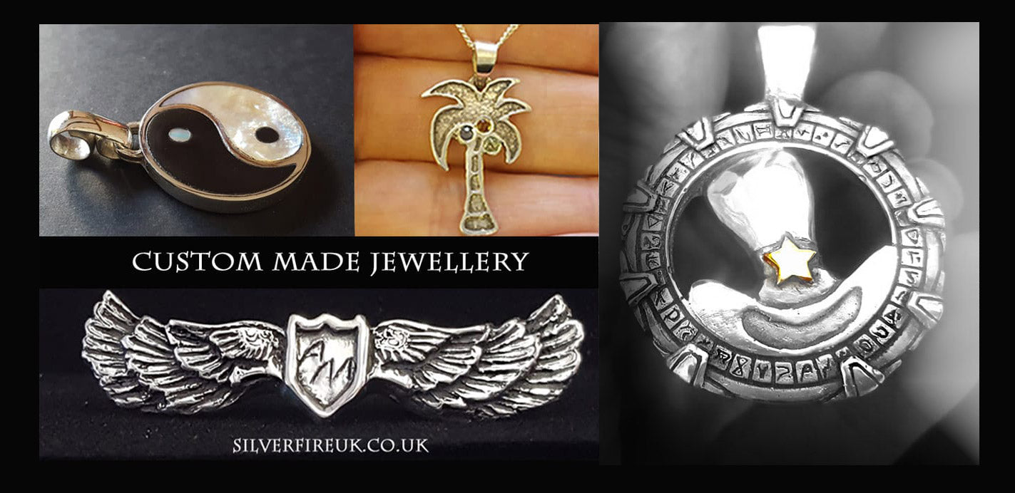custom jewellery designer uk