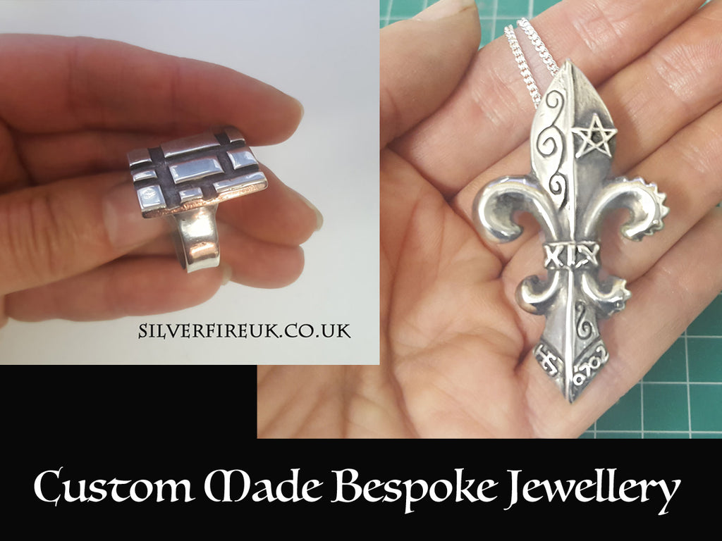 Custom Made Bespoke Jewellery UK