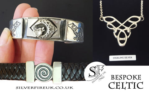 Custom Made Celtic Jewellery