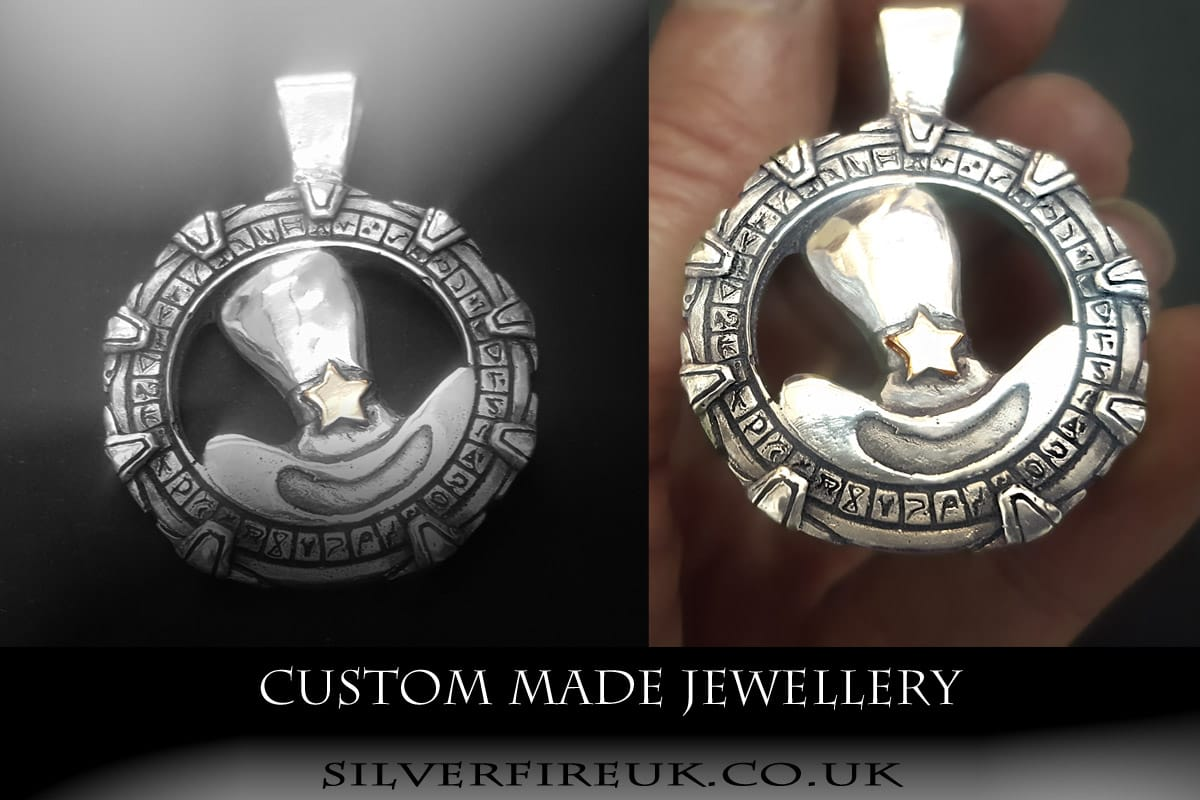 custom made jewellery uk