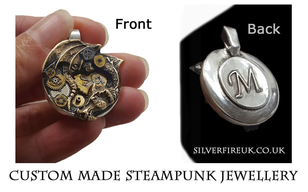 Custom Steampunk Jewellery