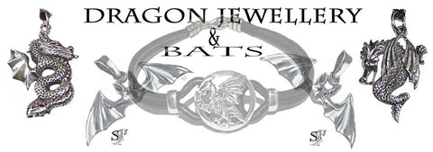 Dragon Jewellery & Bat Jewelry UK