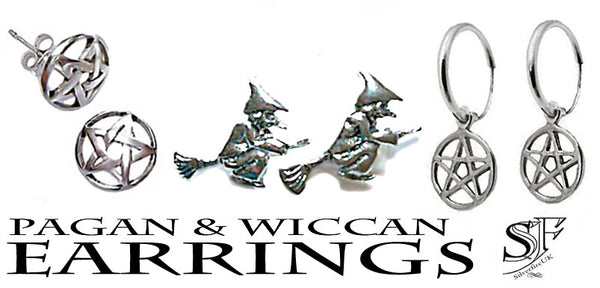 Pagan & Wiccan Earrings