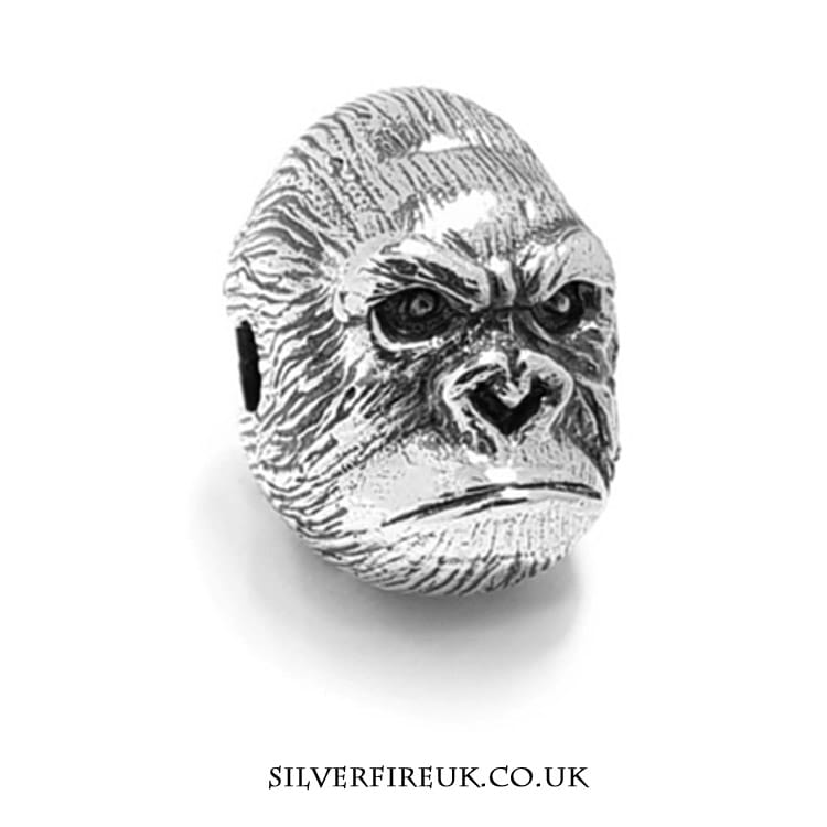 Gorilla Animal Charm