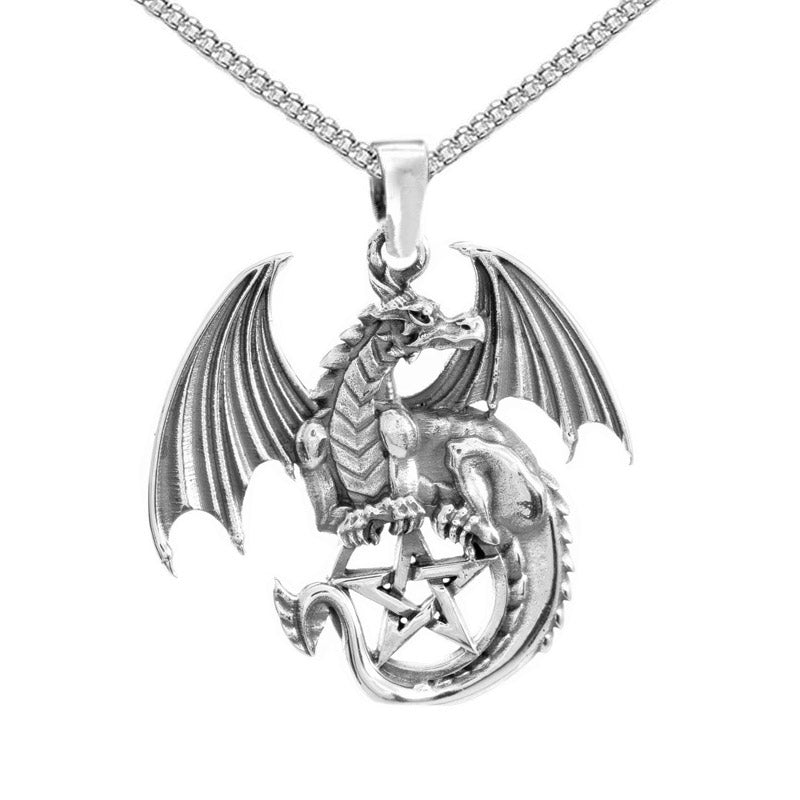 Zirnitra Dragon necklace