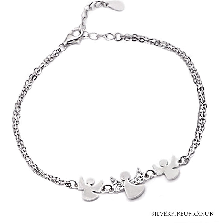 Angel Bracelet sterling silver
