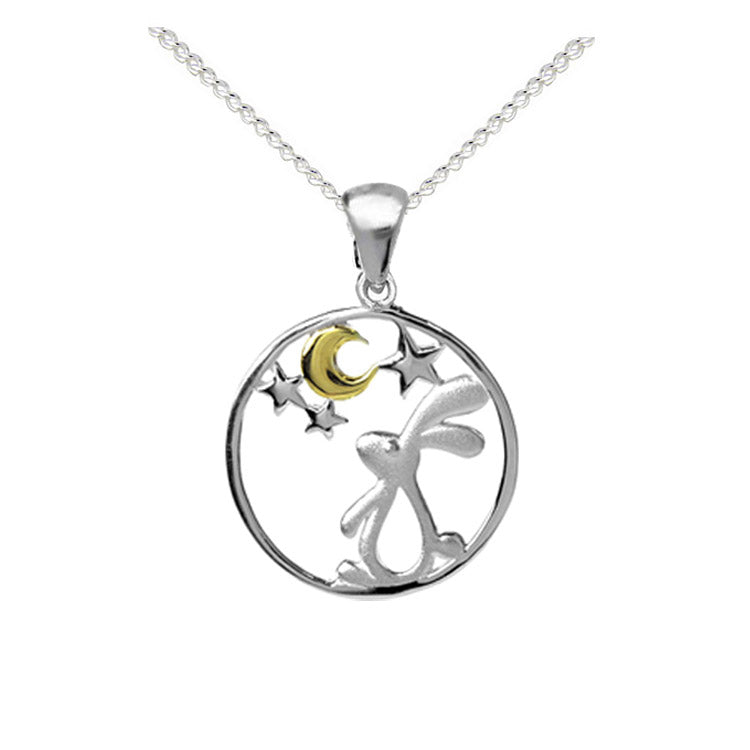 Celestial Rabbit Necklace