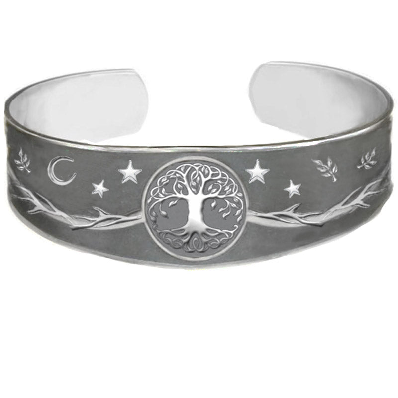 celestial tree of life bangle