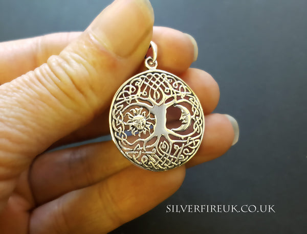 04a886b7ac5d6 Celestial Tree of Life Necklace