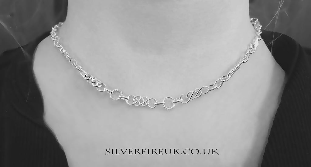 Celtic knot necklace jewellery