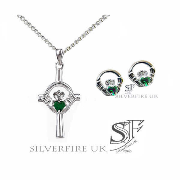 Celtic Cross Jewellery Claddagh