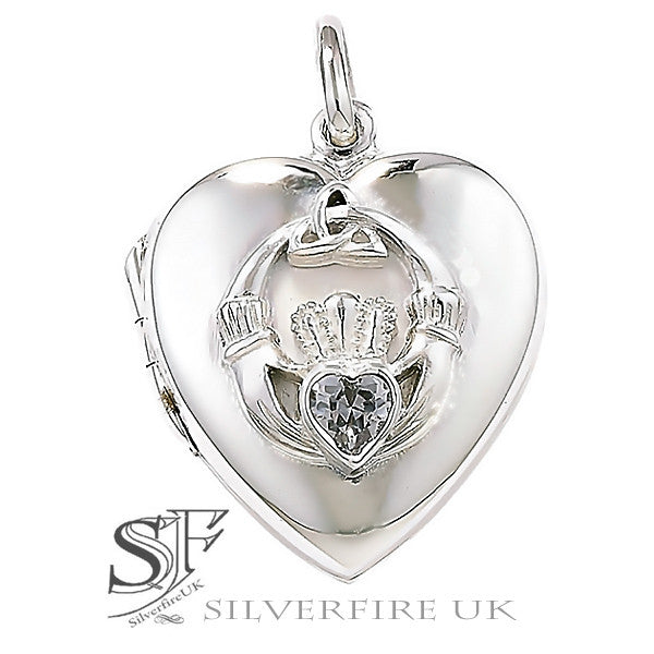 Claddagh Locket