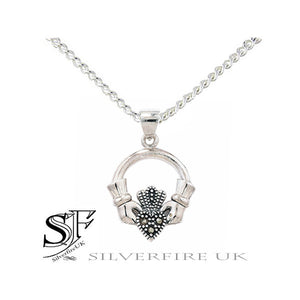 Claddagh Celtic Necklace