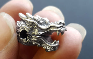 dragon jewellery solid silver