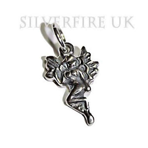 Fairy Charm, Silver Faery Charms