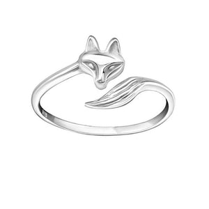 Fox Ring, adjustable