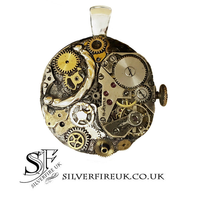 steampunk jewellery uk
