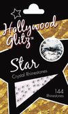 Cuccio Hollywood Glitz Nail Art Crystal Rhinestones - Star