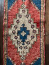 "Load image into Gallery viewer, Neil III - 1'11"" x 4' Vintage Turkish Anatolian Rug"