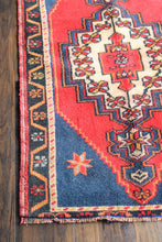 "Load image into Gallery viewer, Beryl - 2' x 3'4-3/4"" Vintage Turkish Anatolian Rug"