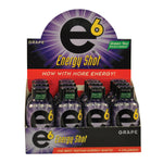 Grape Energy Shot 12 Pack