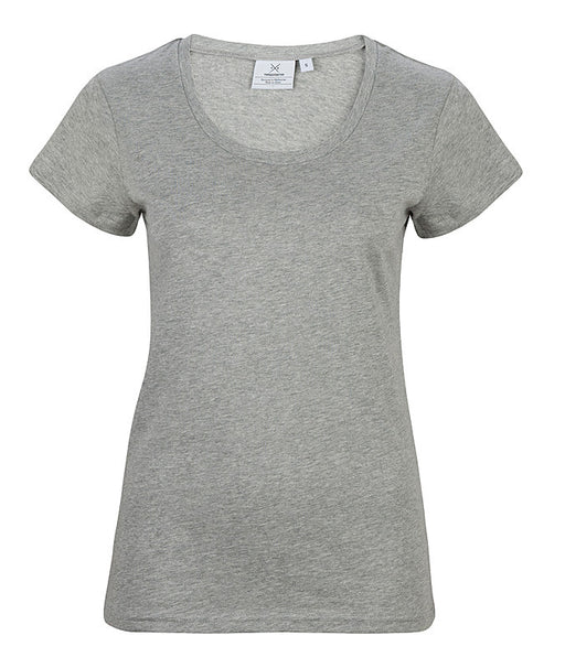 The Cavalier - Women's Grey T-Shirt - Threadsmiths - 1