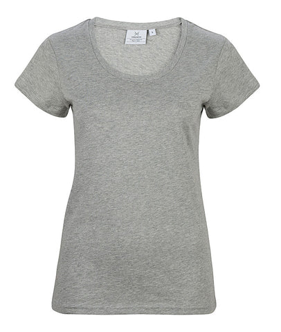 The Cavalier - Women's Grey T-Shirt