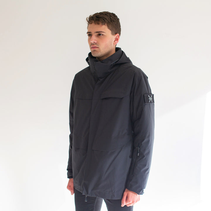 Defiance - Insulated Shell Jacket - Threadsmiths